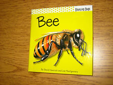 pop up book BEE of the Bouncing bugs series
