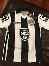 Carbrini St. Mirren FC 2015-16 Home Jersey, Size Youth Small