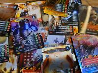 Doctor Who Battles In Time 100 Card Bundle All Series Rare Trading Cards