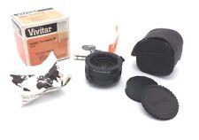 Vivitar Tele Converter MC 2x-23 for Fujica Cameras