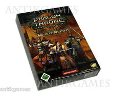 Dragon Throne - Battle Of Red Cliffs (PC, 2003, DVD-Box)