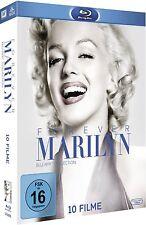 FOREVER MARILYN (MONROE): Die Blu-ray Collection (10 Blu-ray Discs) NEU+OVP