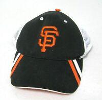 New SAN FRANCISCO GIANTS (Adult Adjustable Snapback) Baseball Cap Hat Cotton MLB