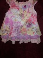 Baby Beetle London Adorable Multicolored Dress Toddler Girls Sz 18 Months