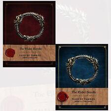 The Elder Scrolls Online Collection Vol (I & II) 2 Books Set Hardcover New Pack
