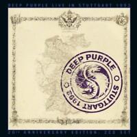 Deep Purple - Live In Stuttgart 1993 (NEW 2 x CD)