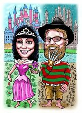 Artist Cartoons & Caricatures Original Art Drawings