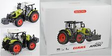 Wiking 077811 Claas Arion 420 Traktor mit Panoramic-Kabine, 1:32