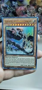 Yugioh! Ogdoabyss, the Ogdoadic Overlord ANGU-EN009 Ultra Rare 1st ed MINT!!!