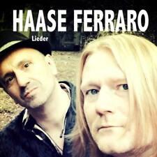 CHRISTIAN HAASE & MARIO FERRARO Lieder CD 2017 Gundermann Seilschaft * NEU