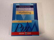PRINCIPI DI MARKETING Kotler, Armstron, Saunders, Wong ISEDI UTET 2001