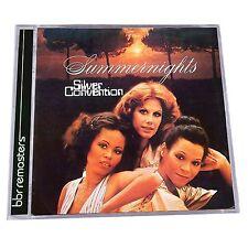 Silver Convention - Summernights bbr 284       New cd + bonustracks