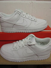 592aaef0dfab Nike Dunk Low Triple White Shoes Trainers UK 6.5 EUR 41 (904234 100)