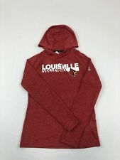 Louisville Cardinals adidas Pullover Women's Red Clima-lite New Multiple Sizes