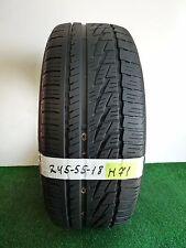 falken ziex ze950 as 245 55 18 103w used tire 60 632nds h71