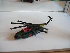 Corgi Toys Sikorsky Sky Crane in Army Green
