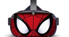 Arachnid vinyl skin that fits the Oculus Quest