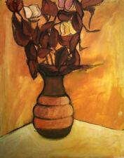 Peintures du XXe siècle et contemporaines sur bois