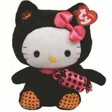 Ty Beanie Babies 40924 Hello Kitty Wild Cat Halloween