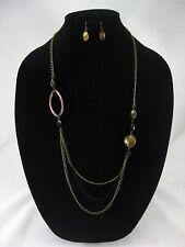 One Dozen New Wholesale Necklace & Earring Sets #N2503-12