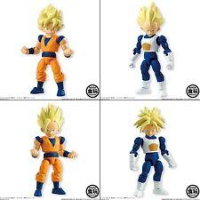 Dragonball Kai 66 action SS Goku Vegeta Trunks Gohan 4 figure set Bandai