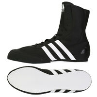 online store b30ef d2f41 Adidas Box Hog 2 Boxing Shoes (BA7928) Boxer MMA Ring Sparring Boots