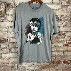 1986 Les Miserables single stitch shirt