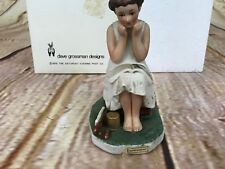 Norman Rockwell The Daydreamer Figurine By Dave Grossman Designs Nr4 1973 Japan