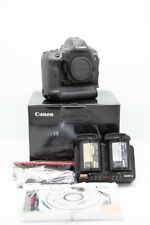 Canon EOS 1D X 18.1MP Digital SLR Camera Body 1DX With RRS L-Plate, 2 Batts.