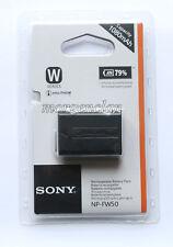 NP-FW50 New Battery For Sony 3C 3D 3DW 3K 5 5K 5C NEC-5DB 5HB A55 A33 Camera