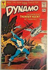 DYNAMO#1 FN/VF 1966 WALLY WOOD TOWER SILVER AGE COMICS