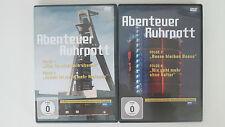 DVD - Abenteuer Ruhrpott - Folgen 1 - 4 (2-DVD`s) /  #9042