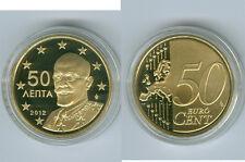 Griechenland  50 Cent 2012 PP  Nur 2.500 Stück!