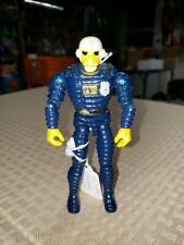 HABSRO 1988 COPS AND CROOKS SERIES BARRICADE ACTION FIGURE