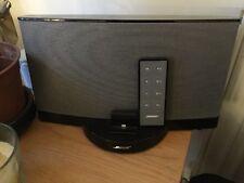 Bose Sound Dock Series 2 Speaker - iPod Docking Station,lightning adapter,boxed,