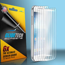 6x Clear Front Screen Protector Cover Film For Samsung Galaxy S4 Mini i9190 NEW