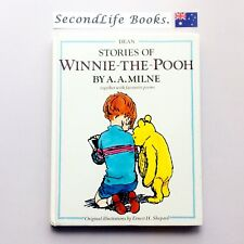 STORIES OF WINNIE-THE-POOH ~ A.A Milne (1997) Hardcover. Poems. VGC.