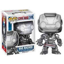 Capitán América: Guerra civil máquina de guerra Pop! Figura De Vinilo-Nuevo En Stock