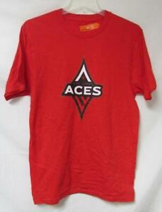 Las Vegas Aces Men's Size Small T-Shirt A1 4027