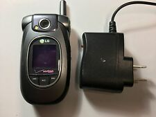 LG VX8300 Verizon Cell Phone Basic Flip Phone- Free Shipping