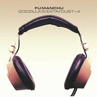 Fu Manchu - Godzilla's/Eatin' Dust + 4 (Vinyl 2LP - 2019 - EU - Reissue)