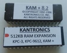 Kantronics KAM + TNC Firmware and 512KB Memory Upgrade