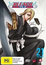 Bleach : Vol 21 (DVD, 2010) New Region 4