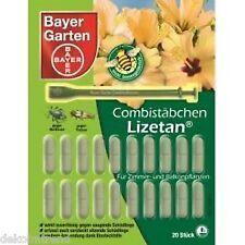 Bayer 20 Stk Combistäbchen Lizetan Blattläuse  (101314)