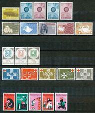 Nederland jaargang 1967 postfris zonder blok