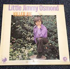 LITTLE JIMMY OSMOND - KILLER JOE - VINYL RECORD