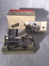 vintage Eumig Camera Film movie  klebepresse presse A Coller splicer boxed