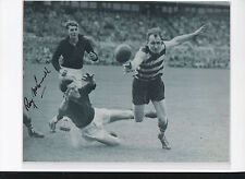 1950s signed photo Roy McConnell Essendon Premiership player vs geelong