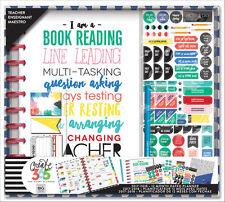2017-2018 The BIG Happy Planner Teacher Box Kit  - I Am A Teacher Homeschool