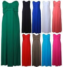 Summer/Beach Stretch Viscose Dresses for Women